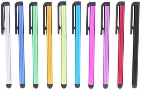 SODIAL(R) 10X Colores Lapiz Puntero Pantalla para iPad iPhone 4S ...