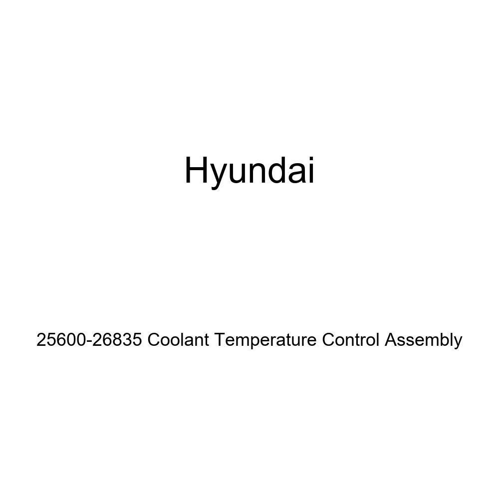 Genuine Hyundai 25600-26835 Coolant Temperature Control Assembly