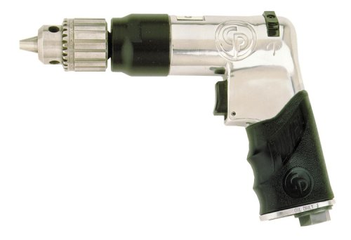 Chicago Pneumatic CP789R-42 3/8-Inch Super Duty Reversible Air Drill (Industrial Duty Air Drill)