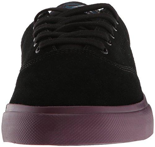 da purple Scarpe da Uomo Provost Slim Black Skateboard Vulc Emerica w1OYxY