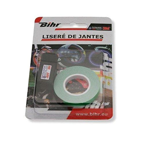 LISER/É DE JANTES ROUES FLUORESCENTS POUR 2 ROUES EN ORANGE-780147