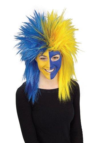 Rubies Costume Blue Yellow Sports