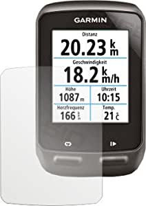 My display protection DORISAVE diamondclear Protector de pantalla para Garmin Edge 510 (2 piezas)