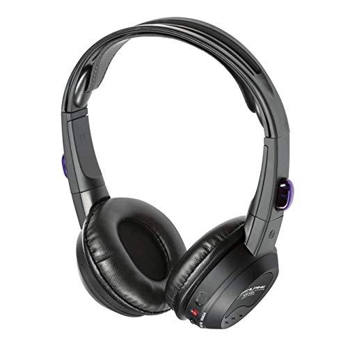 Alpine Single Source Wireless Automotive Infrared Stereo Headphones (4 Pack)