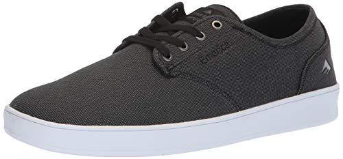 Pictures of Emerica Men's The Romero Laced Skate Shoe Dark Grey Black Gum 1