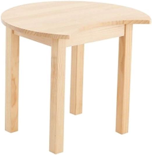 Tabla niños, Forma de media luna Tabla mesa for niños, mesa ...