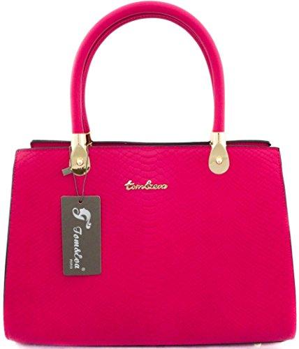 Tom & Eva Damen Tasche Pink