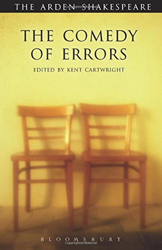 The Comedy of Errors: Third Series (The Arden Shakespeare Third Series)