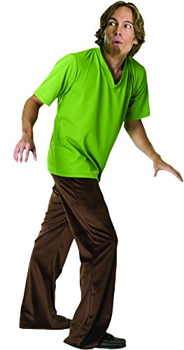 Scooby-Doo Deluxe Adult Shaggy Costume