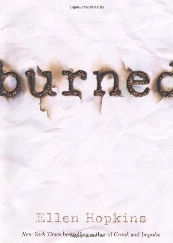 """Burned"" av Ellen Hopkins"