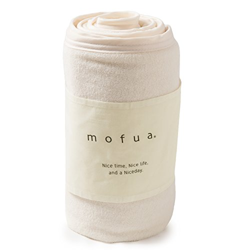 mofua cool (《모후아쿠루》) 타올 캣 면100% 타올지 접촉랭감 리버시블 서늘 에어 캣 메쉬 3층 싱글 이불(140×190cm)  31750108