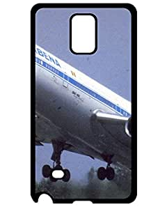 6389164ZH218294298NOTE4 New Style Premium Tpu Cover Case For McDonnell Douglas DC-10 Samsung Galaxy Note 4 Celeiam McKinnis's Shop