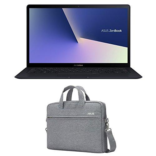 "ASUS ZenBook S UX391UA-XB74T (i7-8550U, 16GB RAM, 512GB NVMe SSD, 13.3"" 4K UHD, Windows 10 Pro) Ultrabook - Deep Dive Blue"
