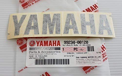 Used, Yamaha 99234-00120 - Genuine Yamaha Decal Sticker Emblem for sale  Delivered anywhere in Canada