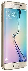 """Samsung Galaxy S6 Edge Plus - Smartphone de 5.7"""" (WiFi, Bluetooth, Quad-Core 1.5 GHz Cortex-A53 y Quad-Core 2.1 GHz Cortex-A57, 32 GB, Android 5.1.1 ) color oro"""