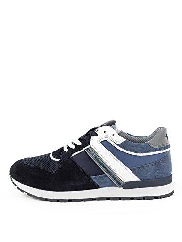 Harmont & Blaine Sneaker Uomo Blu El Mayor Proveedor En Línea Barata Manchester En Línea Barata Zapatos Muy Baratos En Línea w2dgak6