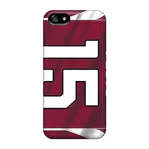 Iphone 5/5s CWt10066Qmmc Custom Vivid Arizona Cardinals Series Excellent Hard Phone Cover -JasonPelletier