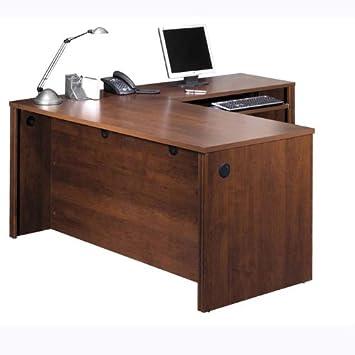 bestar embassy l shaped computer desk with filing bestar embassy corner desk