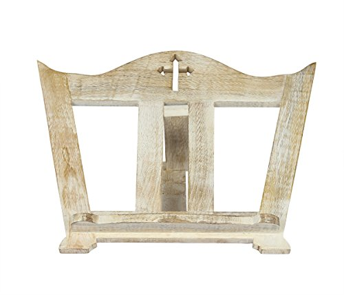 wooden tabletop music stand - 9