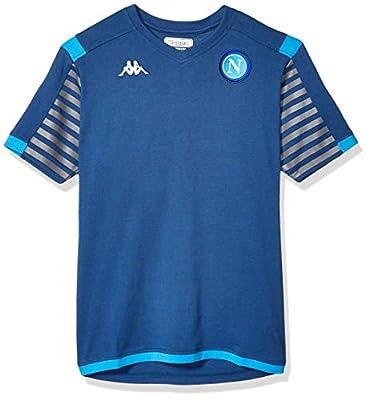 Ssc Napoli Italian Serie A Womens T-Shirt Woman 2019/20