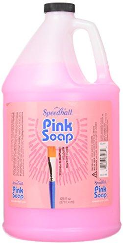 Speedball Art Products Gallon Mona Lisa Pink Soap