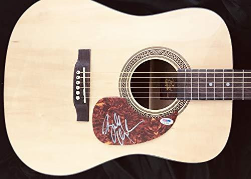 Brandy Clark Signed Rogue Full Size Acoustic Guitar w/PSA DNA COA