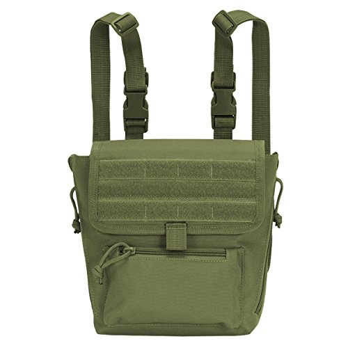 VooDoo Tactical 20-1218004000 Large Binocular Pouch, OD