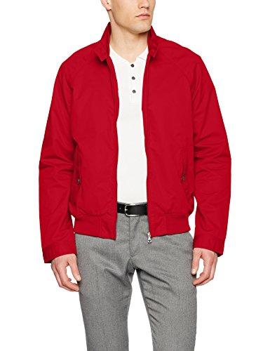 Rouge Uomo Celio rouge Cappotto Rosso Gucotton SUWScwfqxX