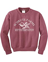 Schrute Farms Beets Bed and Breakfast Sweatshirt Sweater Pullover - Unisex