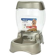 Petmate Pet Café Feeder, 6 pound capacity, Pearl Tan
