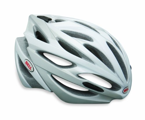 Bell-Array-Bike-Helmet-WhiteSilver-Medium