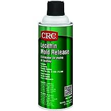 CRC Lecithin Mold Release, 12 oz Aerosol Can, Clear