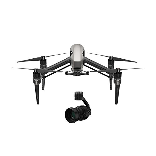 DJI Inspire 2 Premium Combo | 5.2K Camera Quadcopter Drone by DJI