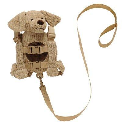 - Eddie Bauer Animal Harness Buddy - Tan Dog (Tan Dog)