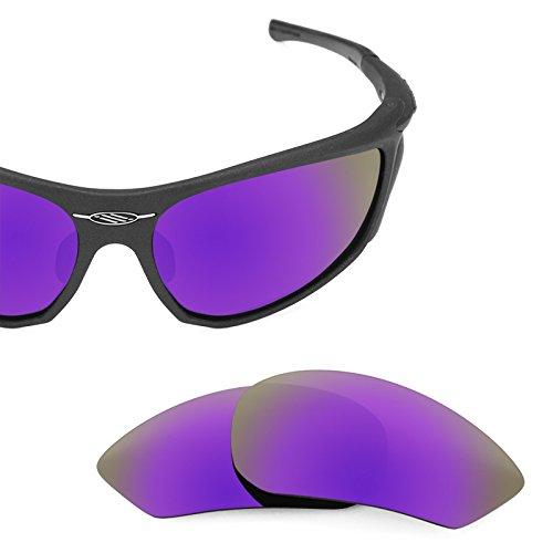 Mirrorshield — Púrpura Opciones Project repuesto de Polarizados múltiples para Rudy Revant Lentes Zyon Plasma xHPW77