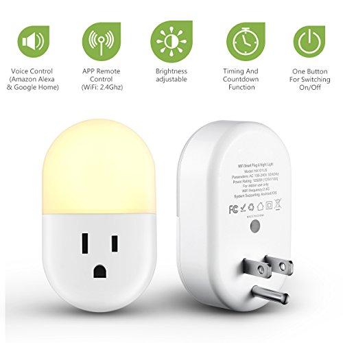 Wifi Smart Plug Keekit Mini Smart Plug Wi Fi Smart Outlet With