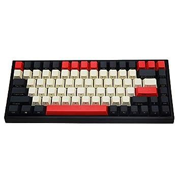 Image of Keycool Equator 84 Mini Mechanical Gaming Keyboard Cherry MX Switch 80% Layout Tenkeyless Keyboard 84 Keys Gaming & Office (Cherry MX Red) Gaming Keyboards