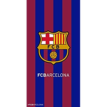 FCBarcelona Beach Towel #001