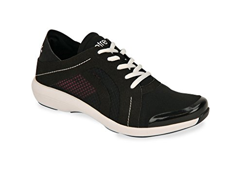 Sloane Berries Sneaker - Black - - Shoes Aetrex Black