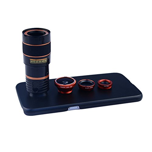 Apexel Fisheye Telephoto Camera Samsung