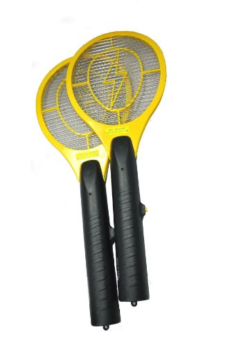 2 PCS of The Amazing Handheld Bug Zapper, Bug Fly Mosquito Z