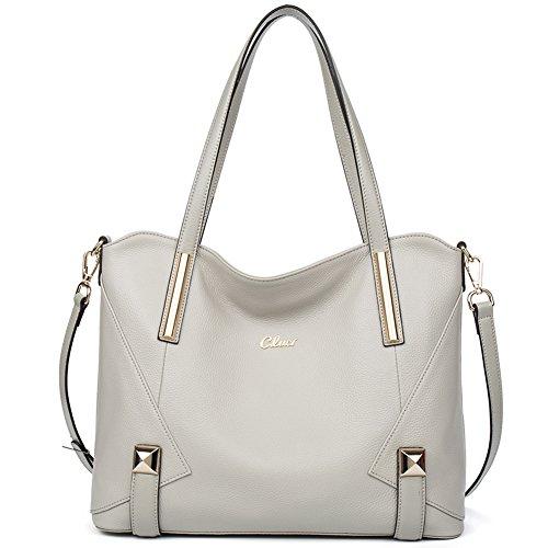 Cluci Genuine Handbags Top handle Shoulder
