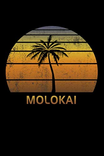 - Molokai: Hawaii Hawaiian Islands Notebook Lined Wide Ruled Paper For Taking Notes. Stylish Journal Diary 8.5 x 11 Inch Soft Cover. For Home, Work Or School.
