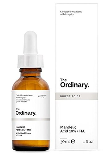 The Ordinary Mandelic Acid 10% + HA with AHA and Hyaluronic Acid (30ml) by The Ordinary