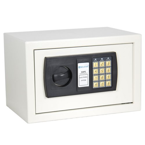 Best Choice Products SKY162 0.3CF Electronic Digital Lock Keypad Safe Box Home Security Gun Cash Jewel