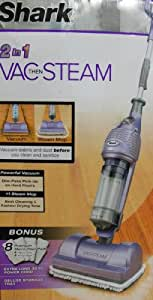 Vac-Then-Steam Hard Floor Cleaning System