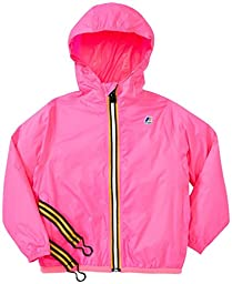 K-Way Claude Kids 3.0, Fuxia Fluo, 6Y