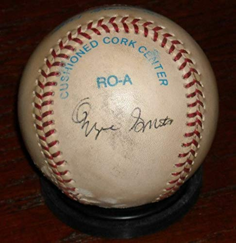 Ozzie Smith Autographed Signed Game Used Al Baseball - Padres - Cardinals - Memorabilia JSA ()