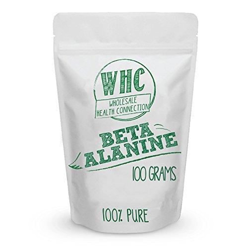 Beta Alanine Powder 100g Servings