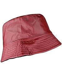 YJDS Women's Bucket Rain Hat Waterproof Wide Brim Packable